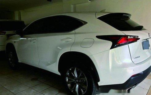 Lexus Nx 200T F Sport >> 2015 Lexus Nx 200t F Sport Cbu