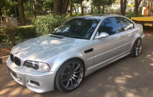 2004 Bmw E46 M3 silver with black 49k kilometers SMG Full ...