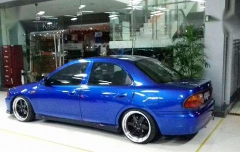 Mazda Lantis 323 full modif