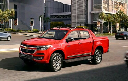 High Country Truck >> Jual Mobil Chevrolet Colorado High Country 2017 Pickup Truck