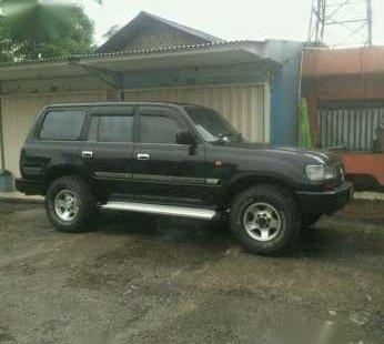 Toyota Land Cruiser Diesel >> Toyota Land Cruiser Diesel Turbo Tahun 1995 Matic