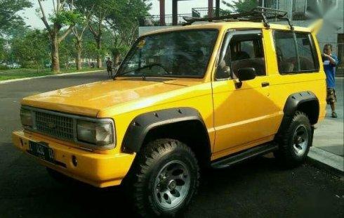 Chevrolet Trooper Tahun 1987 Kuning 2185658