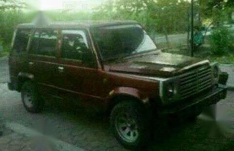 Jual Chevrolet Trooper Diesel 4x2 Tahun 1986 2703011