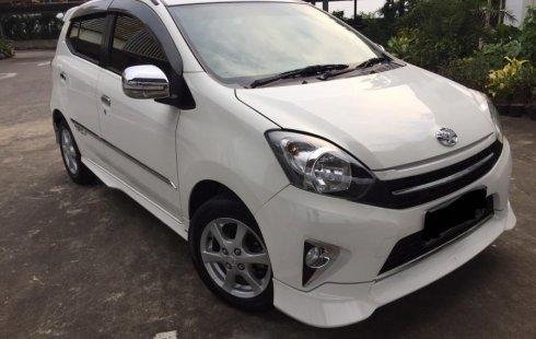 Toyota Agya G Mt Tahun 2015 Manual 2716289