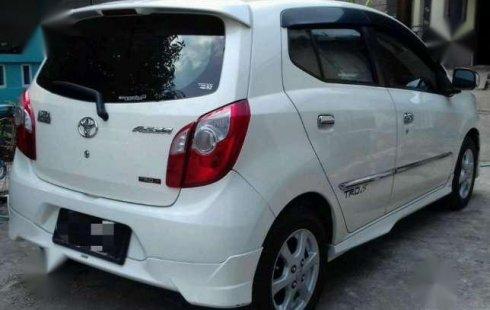 Jual Mobil Toyota Agya Type Trd Sportivo Tahun 2015 2753996
