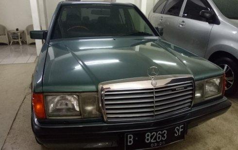 Mercedes-Benz 190E A/T 1990 Dijual