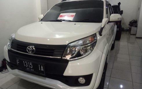 Toyota Rush G A/T 2015 Dijual