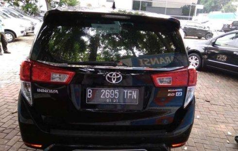 Jual Toyota Kijang Innova 2.0 Q 2015