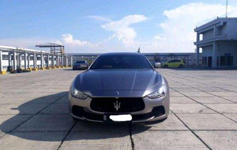 Jual Mobil Maserati Ghibli 2014