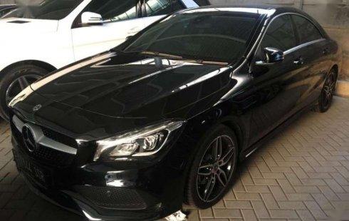 Mercedes-Benz CLA (200) 2018 kondisi terawat