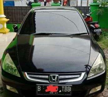 Honda Accord 2006 For Sale >> Honda Accord 2006 Dijual 3508533
