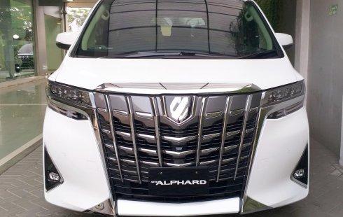 Jual Mobil Toyota Alphard G 2018