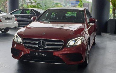 Jual mobil Mercedes-Benz E-Class E 350 2019