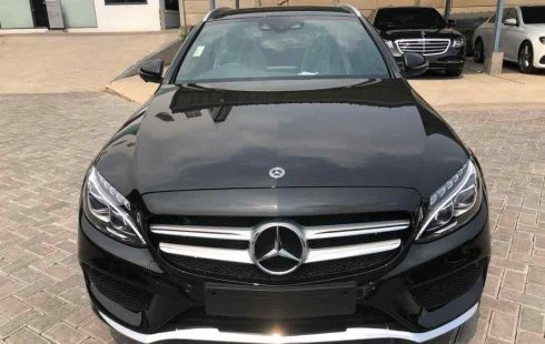 Jual Mobil Mercedes-Benz C-Class 250 Estate 2018