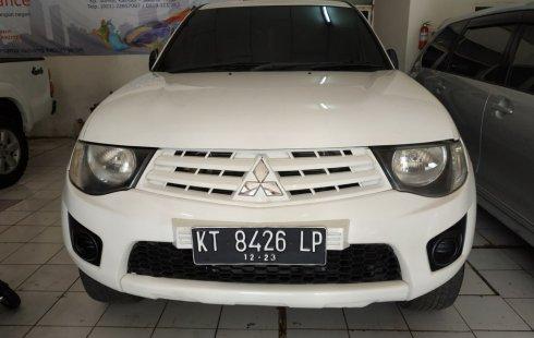 Jual Mitsubishi Strada Triton GLX 4x4 2013
