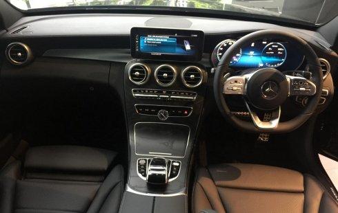 Jual Mercedes-Benz C-Class C 300 AMG Line 2019