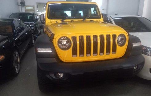 Jual mobil Jeep Wrangler Rubicon 2018