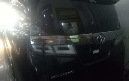 Jual mobil Toyota Vellfire ZG 2018