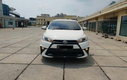 Jual Mobil Toyota Yaris TRD Sportivo 2017