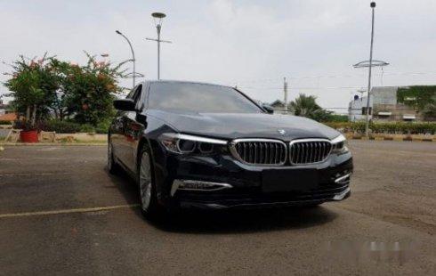 2018 BMW 5 Series dijual
