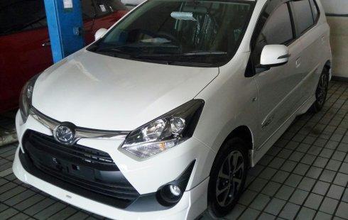 Jual mobil Toyota Agya TRD Sportivo 2019