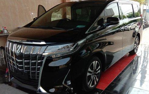 Jual mobil Toyota Alphard G 2019