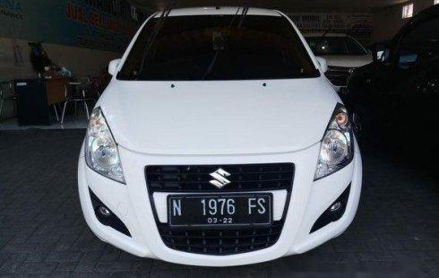2014 Suzuki Splash dijual