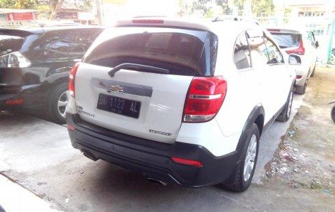 Mobil Chevrolet Captiva VCDI 2014 dijual