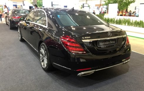 Jual Mercedes Benz S-Class S 450 Exclusive Line 2019 terbaik