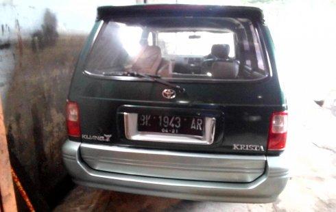 Mobil bekas Toyota Kijang Krista 1.8L 1999 dijual