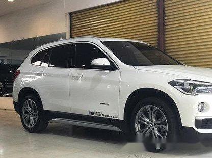 Mobil BMW X1 2017 sDrive18i xLine dijual