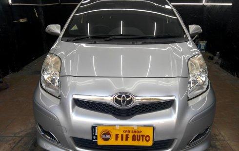 Jual mobil Toyota Yaris 1.5 S Limited AT 2011 murah di DKI Jakarta