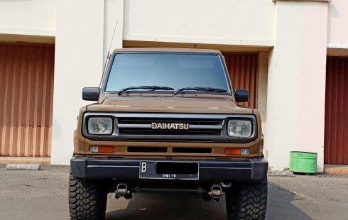 Dijual Daihatsu Taft 2.8 MT 1991 bekas, DKI Jakarta