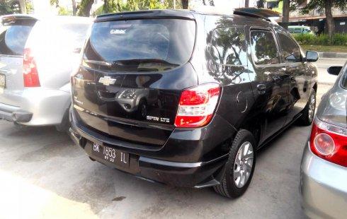 Sumatera Utara, dijual mobil Chevrolet Spin LTZ 2013 bekas