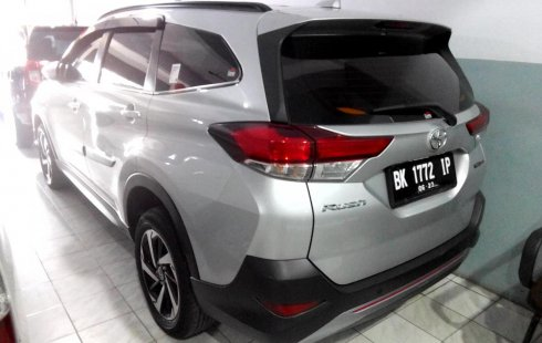 Jual cepat Toyota Rush TRD Sportivo 2018 di Sumatra Utara