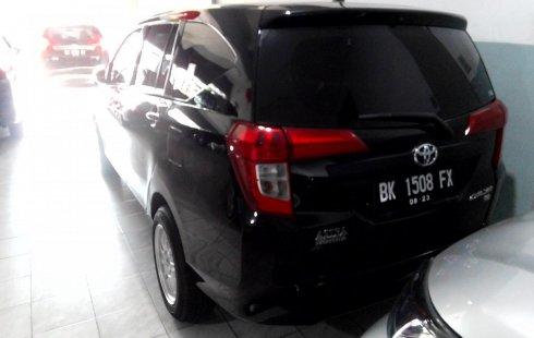 Mobil Toyota Calya G 2018 terbaik di Sumatra Utara