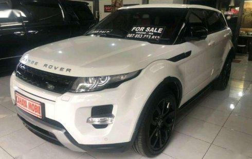 Jual mobil Land Rover Range Rover Evoque Dynamic Luxury Si4 2012 bekas, Bali