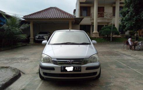Jual mobil bekas murah Hyundai Getz 5 DOORS 1.4 Manual 2007 di DKI Jakarta