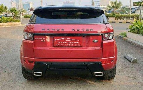 DKI Jakarta, Land Rover Range Rover Evoque Dynamic Luxury Si4 2013 kondisi terawat