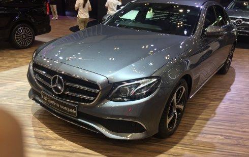 DKI Jakarta, Mobil Mercedes-Benz E-Class E 300 2019 dijual