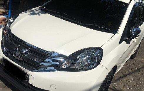 Mobil Honda Mobilio E Prestige 2015 terawat di Jawa Timur