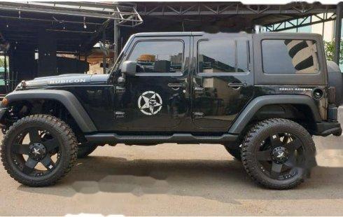 Mobil Jeep Wrangler 2012 Sport Unlimited dijual, DKI Jakarta