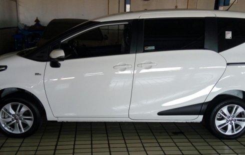 Dijual mobil Toyota Sienta G 2019 terbaik di Jawa Timur