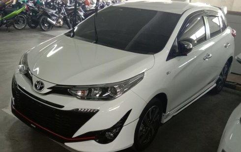 Mobil Toyota Yaris TRD Sportivo 2019 dijual, Jawa Timur