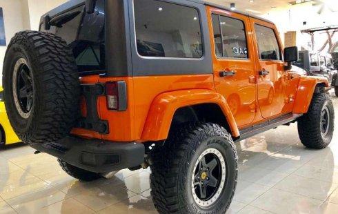 Jual mobil Jeep Wrangler Sahara 2012 bekas, Jawa Timur