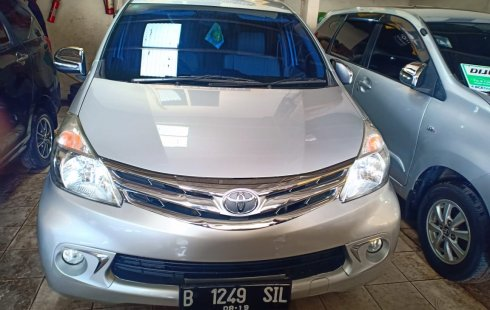 Dijual mobil bekas Toyota Avanza G 2014 , DKI Jakarta