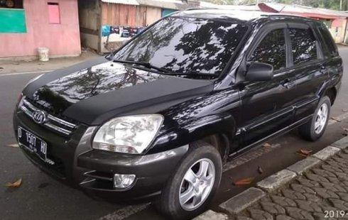 Jual mobil bekas Kia Sportage Platinum 2005 dengan harga murah di Jawa Barat