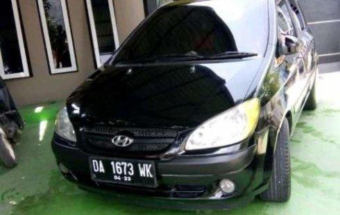Jual cepat Hyundai Getz 2008 di Kalimantan Selatan