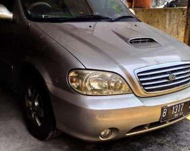 Mobil Kia Sedona 2003 GS dijual, DKI Jakarta