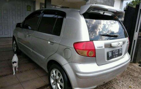Jual mobil bekas murah Hyundai Getz 2004 di Sumatra Utara